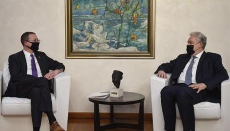 Krivokapić primio novoizabranog ambasadora Kanade Džajlsa Normana