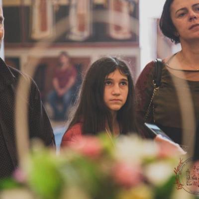 """""""Дара из Јасеновца"""" посјетила Саборни храм у Подгорици"""