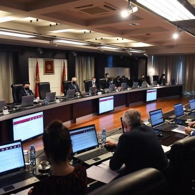 POGLEDAJTE odluke sa sjednice Vlade Crne Gore