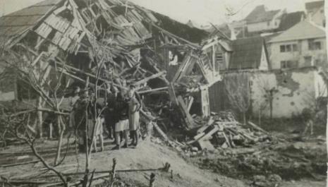 Prof. dr Branislav Kovačević: SAVEZNIČKO BOMBARDOVANjE CRNE GORE 1943. I 1944. GODINE – Bombardovanje Pljevalja