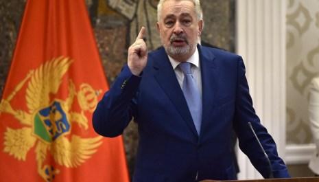 Krivokapić: Nikada ne bih dao saglasnost za priznanje Kosova
