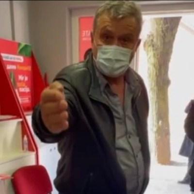 Brat Brana Mićunovića došao u prostorije Demokrata u NK, tražio Koprivicu