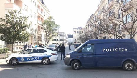 Pucnjava u Podgorici, teže ranjena jedna osoba
