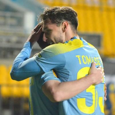 PLJEVLJAK SE UPISAO U STRIJELCE: Tomašević odveo Astanu u finale Superkupa Kazahstana