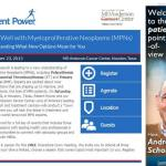 MPN Meeting MD Anderson