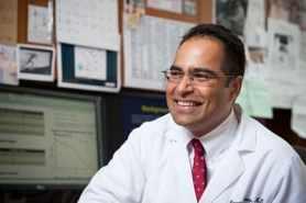 Dr. Naveen Pemmaraju, MPN Chronicles