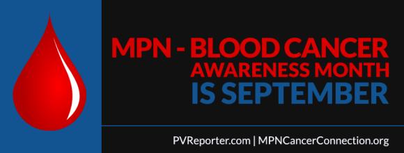 MPN Blood Cancer Awareness Month is September