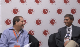 PV Reporter interviews Dr. Kiladjian ASH 2019 Ropeg
