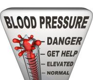dangerous blood pressure due to polycythemia vera