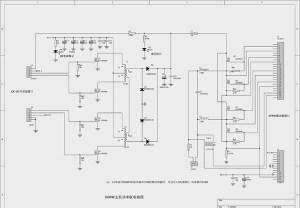 1000W DCAC Pure Sine Wave Power Inverter Circuit Diagram