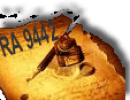 Old image of letter with ra9442 text