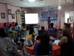 Sir Jojo explains about web accessibility testing.