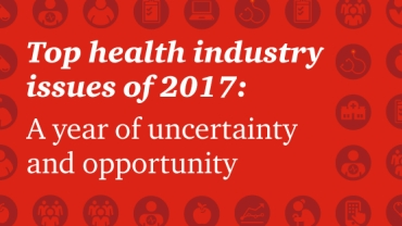 Image result for 2017 Healthcare Trends White Paper