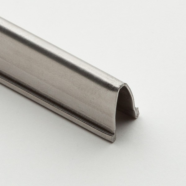 patio door stainless steel sill track