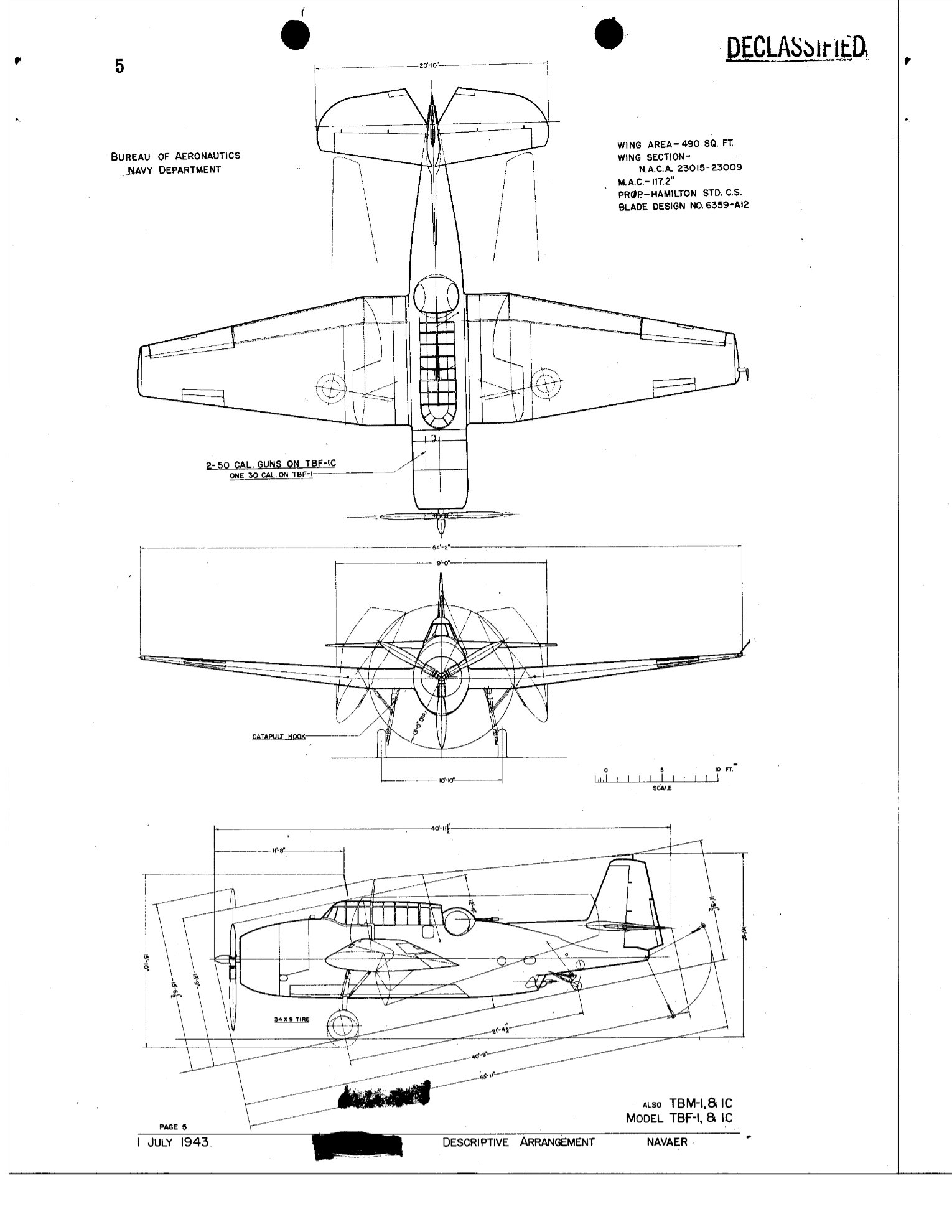 The pacific war online encyclopedia tbf avenger u s carrier rh encycl kgbudge f4u corsair tbm
