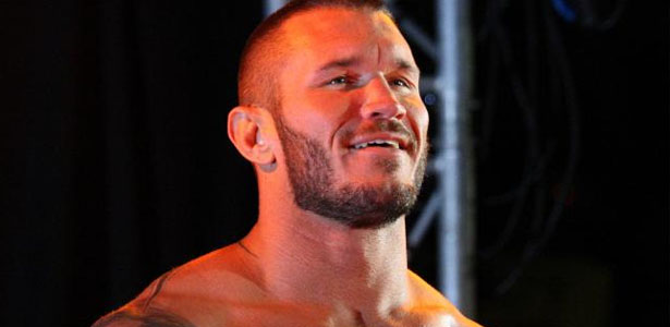 Randy Orton Wants His Title Shot WWE Stars Talk Cartoon