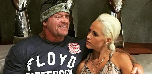 Image result for The Undertaker and Michelle McCool