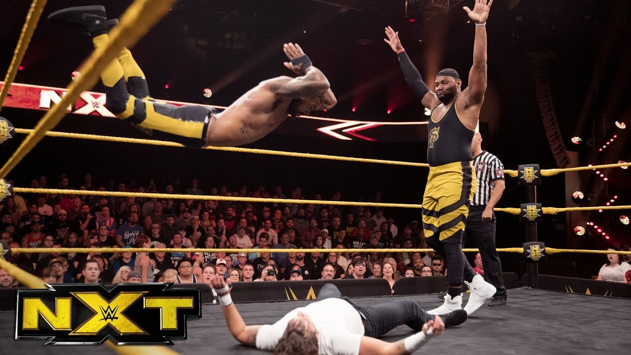 New NXT Tag Team Debuts Video NXT Contract Signing