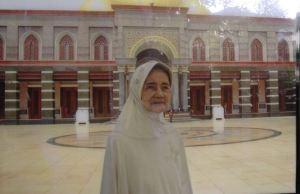 Almarhumah Hj Sunarti, istri Wakil Ketua PWM Jatim 1995-2000, alm. Matadjib (foto: repro faris)
