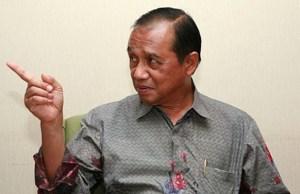Ketua PP Muhamadiyah M Busyro Muqaddas (foto Kiblat)