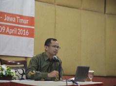 Nasir Tajang Direktur Koordinator Zakat Nasional BAZNAS