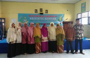 Foto bersama usai Musyda NA Lamongan.