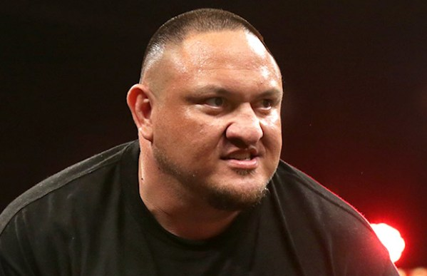 Will Samoa Joe's New WWE Contract Bring Him Right to the ...