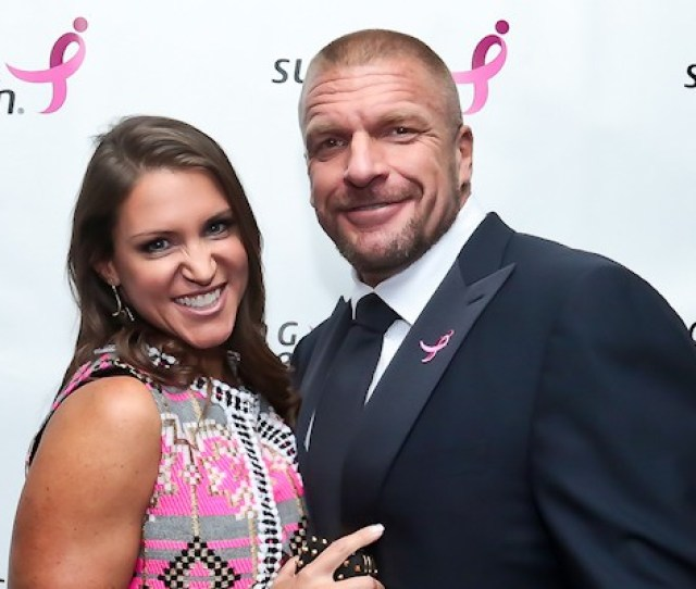 A Look At Triple H And Stephanie Mcmahons Marriage