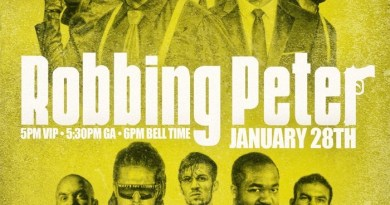 "Beyond Wrestling ""Robbing Peter"" Review"