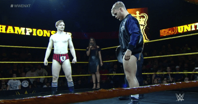NXT Review 4/26/17: Gentleman's Pursuit