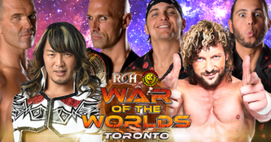 ROH War of the Worlds-Toronto Review