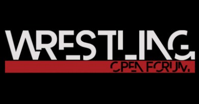 Check out the Wrestling Open Forum Podcast