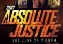 CWF Mid Atlantic 06/24/17 Absolute Justice Results