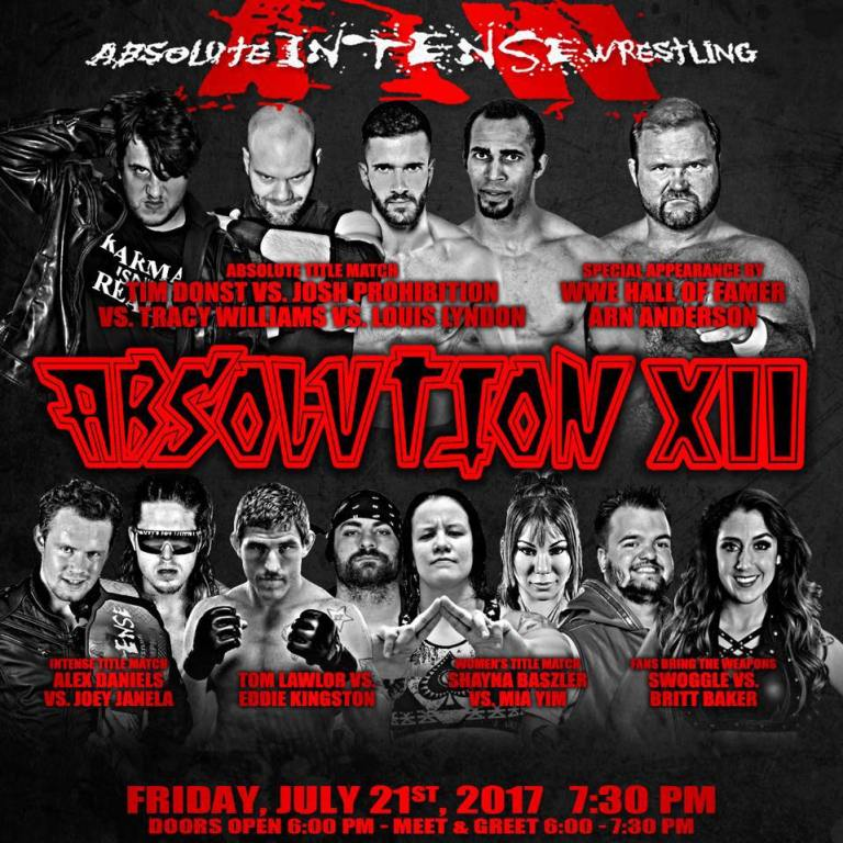 Post image of AIW Absolution XII