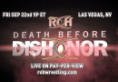 ROH Death Before Dishonor XV Review