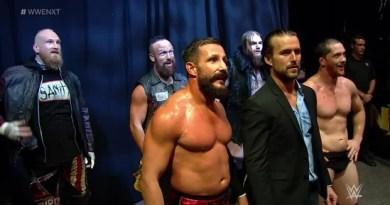 NXT Review 9/20/17: Honor vs Progress