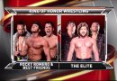 ROH 12/17/17 TV Review: The Elite vs Rocky Romero and The Best Friends