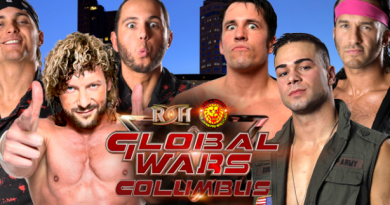 ROH Global Wars 2017 Columbus Review