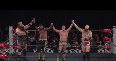 ROH 1/27/18 TV Review: Coast to Coast Conquers War Machine