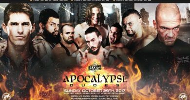 "Beyond Wrestling ""Apocalypse Dudes"" Review"