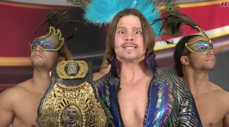 ROH 2/10/18 TV Review: Dalton Castle vs. Punishment Martinez