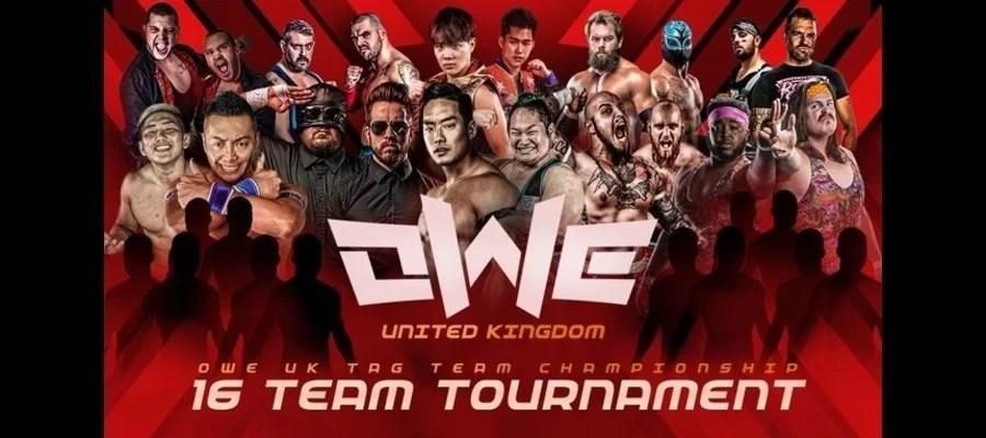 OWE Announces an AEW Team Will Be A Part of their Tag Team