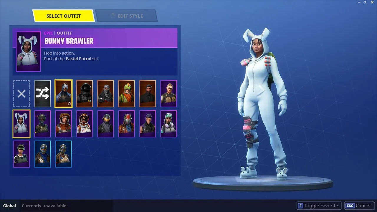 Fortnite How To Change Your Gender And Character PwrDown