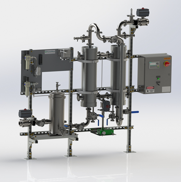 PowerFlow Deaeration System with Liqui-Cel