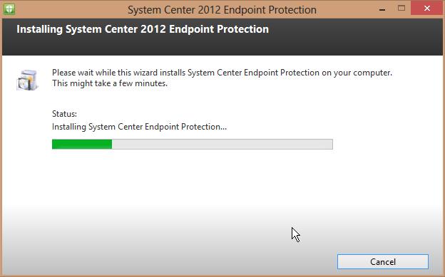 Antivirus windows  server