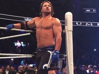 AJ Styles Royal Rumble