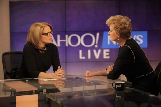 Linda McMahon - March 2016 (credit Yahoo News/Katie Couric)