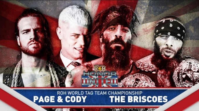 524 roh honor united in person notes crowd size crowd chants edinburgh united kingdom at edinburgh corn exchange report by tony cottam pwtorch correspondent m4hsunfo