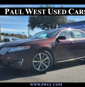 2009 Lincoln MkS Gainesville FL