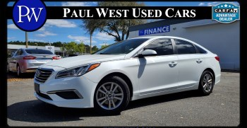2016 Hyundai Sonata SE Gainesville FL